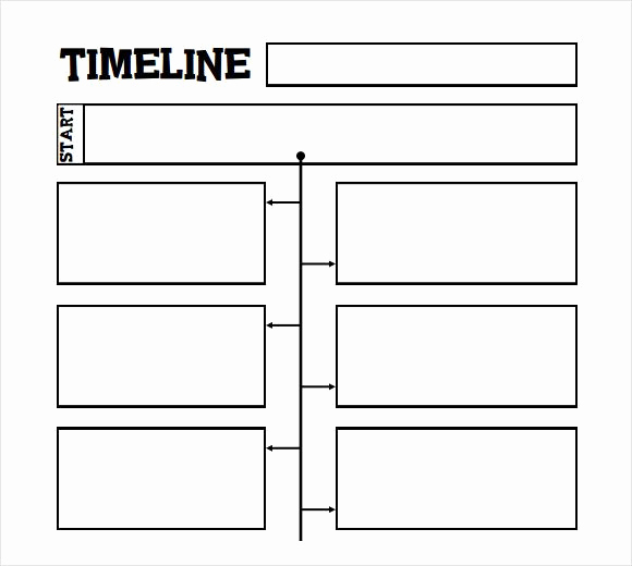 Timeline Templates for Kids Best Of Printable Timeline Template for Kids