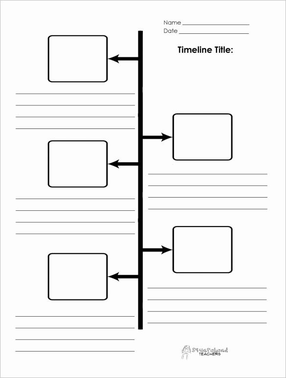 Timeline Templates for Kids Inspirational 47 Blank Timeline Templates Psd Doc Pdf