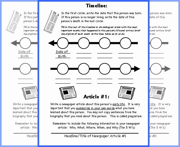 Timeline Templates for Kids Luxury 8 Timeline Templates for Kids Doc Pdf