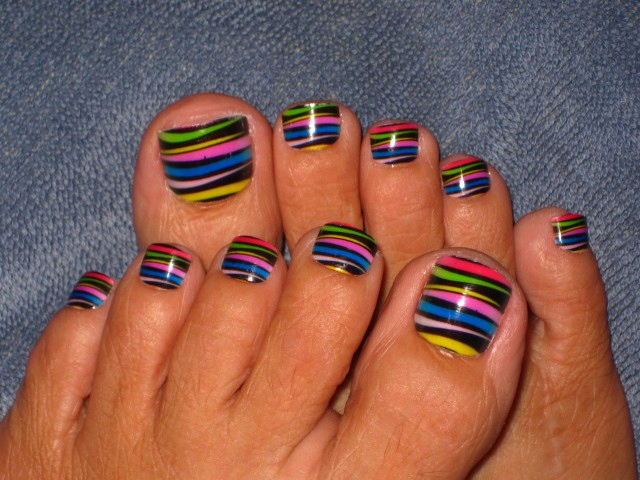 Toe Nail Art Designs Best Of 55 Latest toe Nail Art Designs