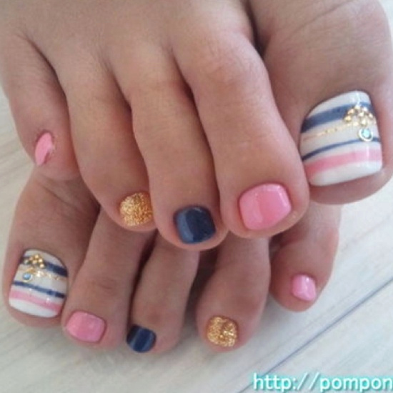 Toe Nail Art Designs Best Of toe Nails