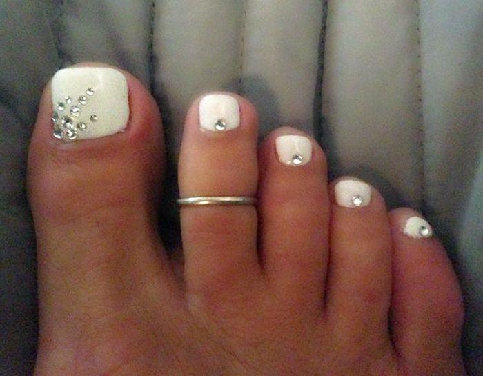 Toe Nail Art Designs Elegant 20 Adorable Easy toe Nail Designs 2019 Simple toenail
