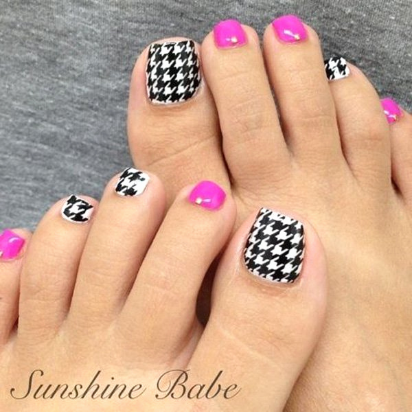 Toe Nail Art Designs Elegant 46 Cute toe Nail Art Designs – Adorable toenail Designs