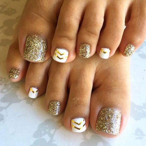 Toe Nail Art Designs Luxury 20 Adorable Easy toe Nail Designs 2019 Simple toenail