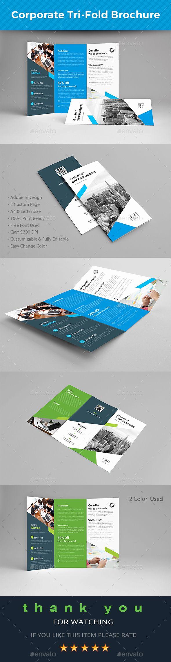 Tri Fold Brochure Size Fresh Letter Size Tri Fold Brochure Template Gallery