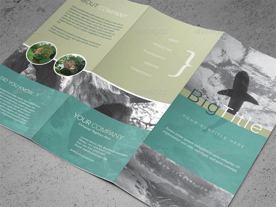 Tri Fold Brochure Size Inspirational 50 Premium & Free Psd Tri Fold Brochureb Templates for