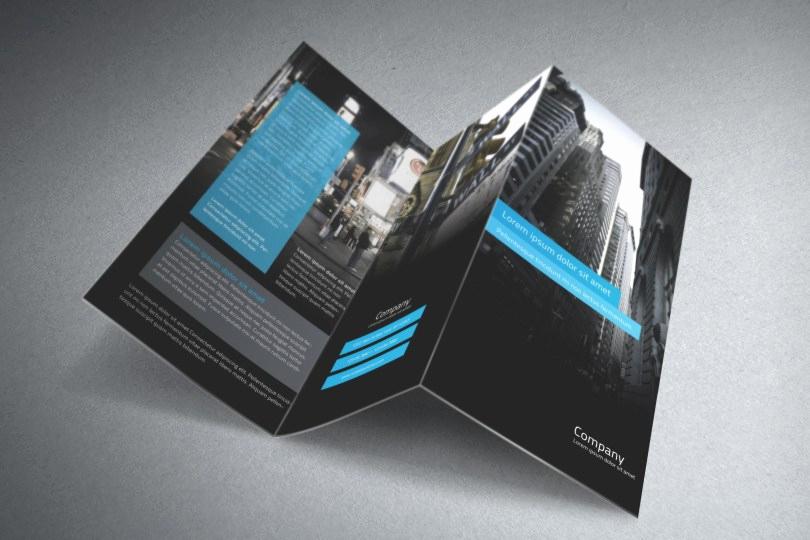 Tri Fold Brochure Template Psd Elegant Free Tri Fold Brochure Template Psd Free Graphics