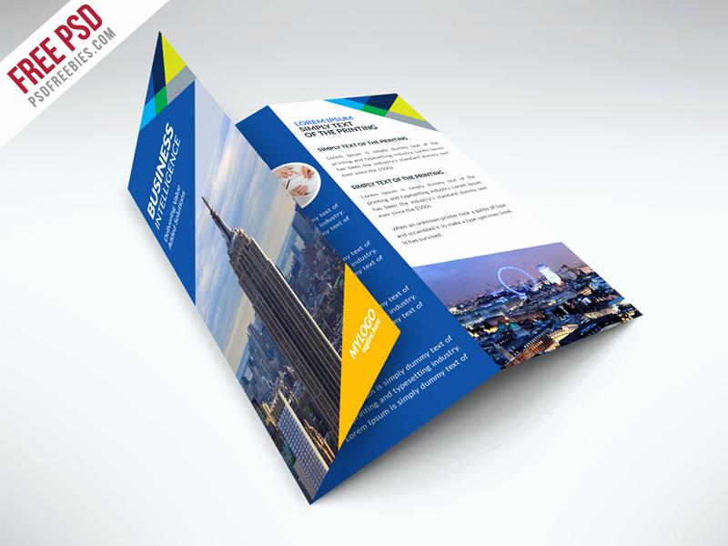 Tri Fold Brochure Template Psd Fresh 69 Premium and Free Psd Tri Fold & Bi Fold Brochures