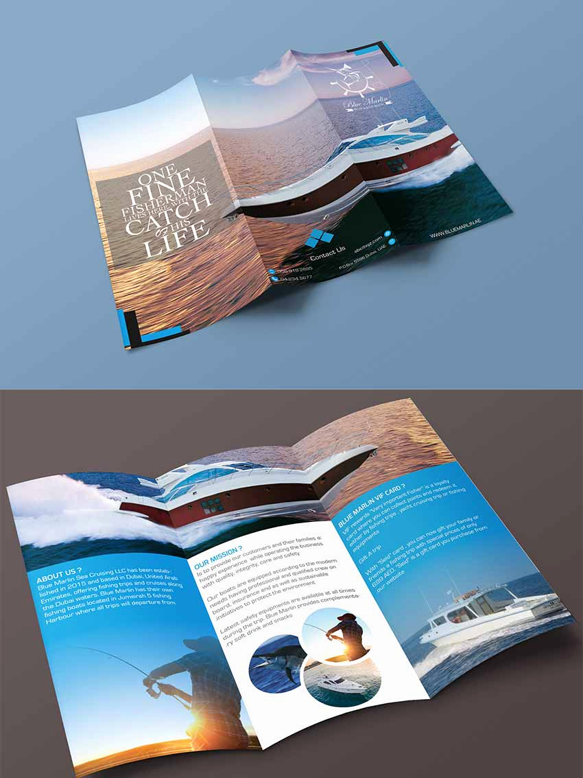 Tri Fold Brochure Template Psd Fresh 89 Free Brochure Mockup Templates for Your Designs