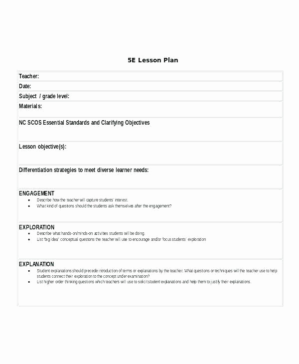 Udl Lesson Plan Template Beautiful Universal Design Lesson Plan Template – Tiered Lesson Plan