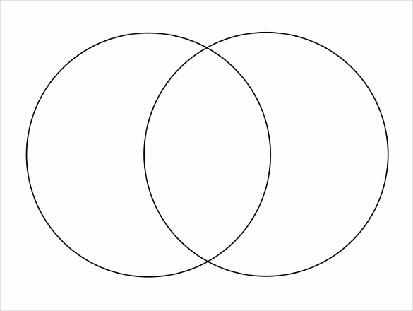 Venn Diagram Template Word Luxury Creating A Venn Diagram Template