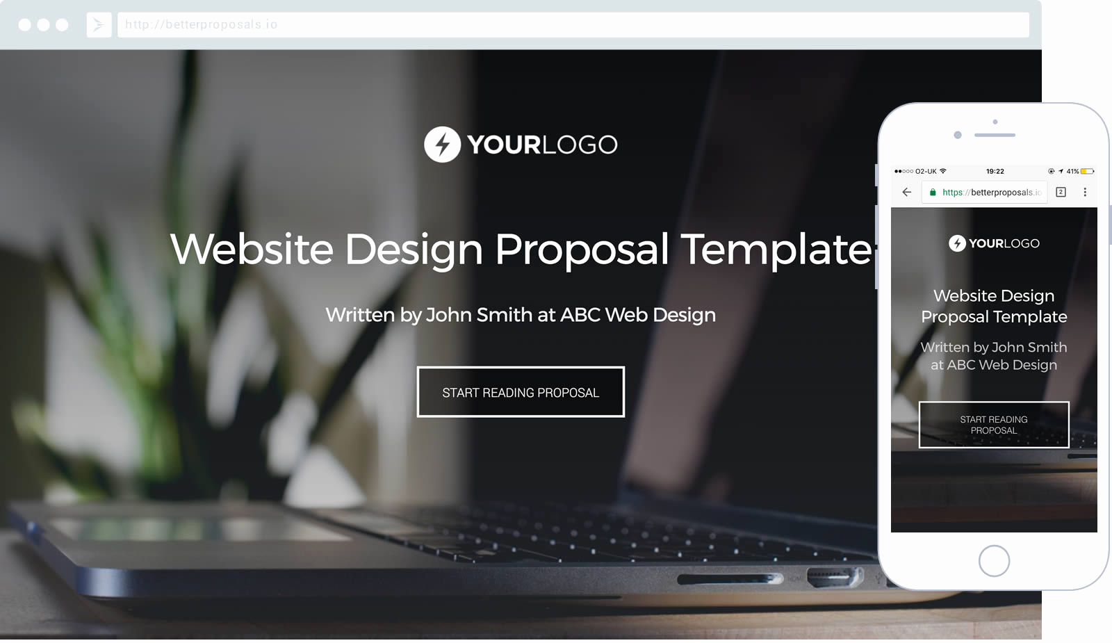 Web Design Proposal Template Fresh Free Website Design Proposal Template Better Proposals