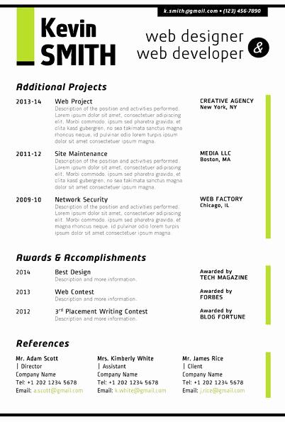 Web Developer Resume Sample Awesome Image Result for Jr Web Developer Resume
