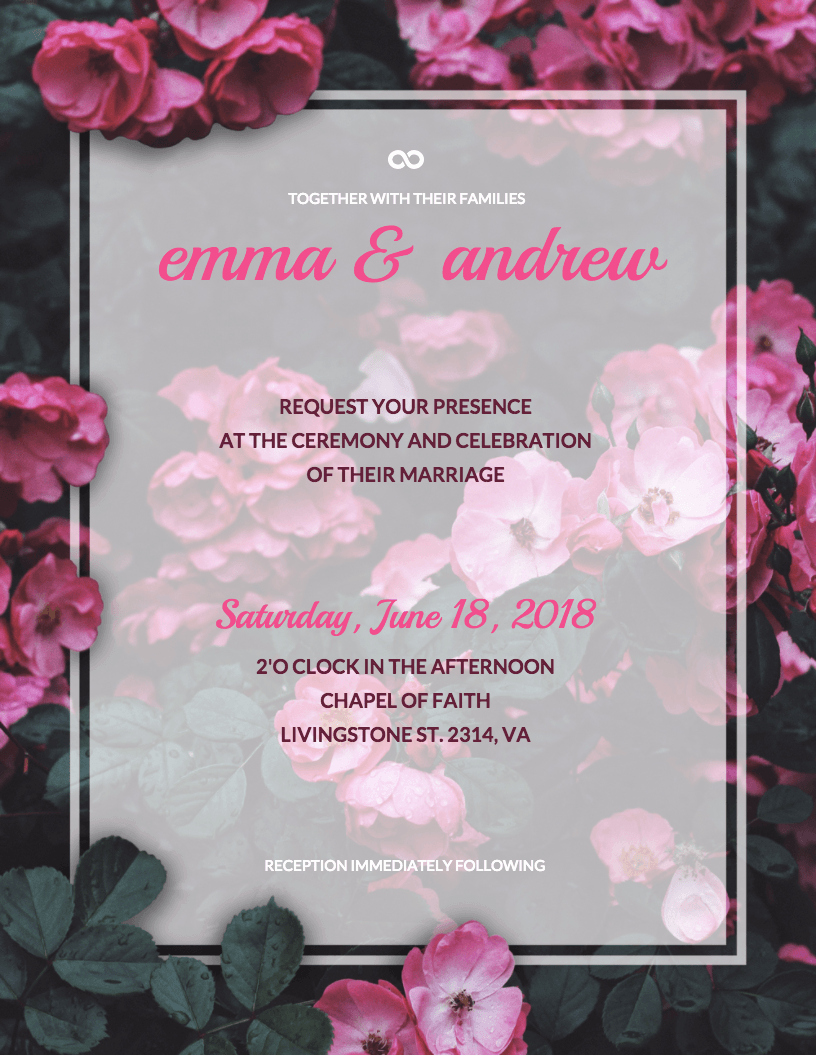 Wedding Invitation Templates Free Awesome 19 Diy Bridal Shower and Wedding Invitation Templates