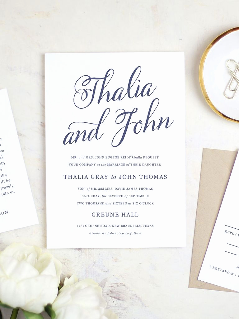 Wedding Invitation Templates Free Luxury 16 Printable Wedding Invitation Templates You Can Diy