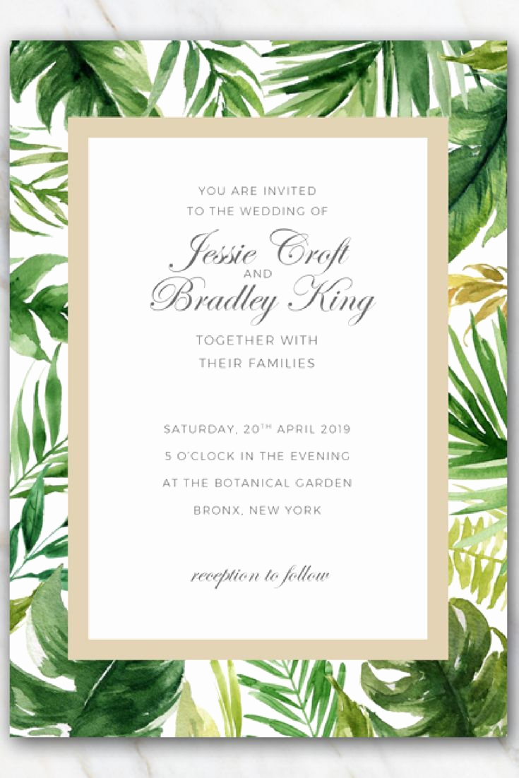 Wedding Invitation Templates Free New Best 25 Invitation Templates Ideas On Pinterest