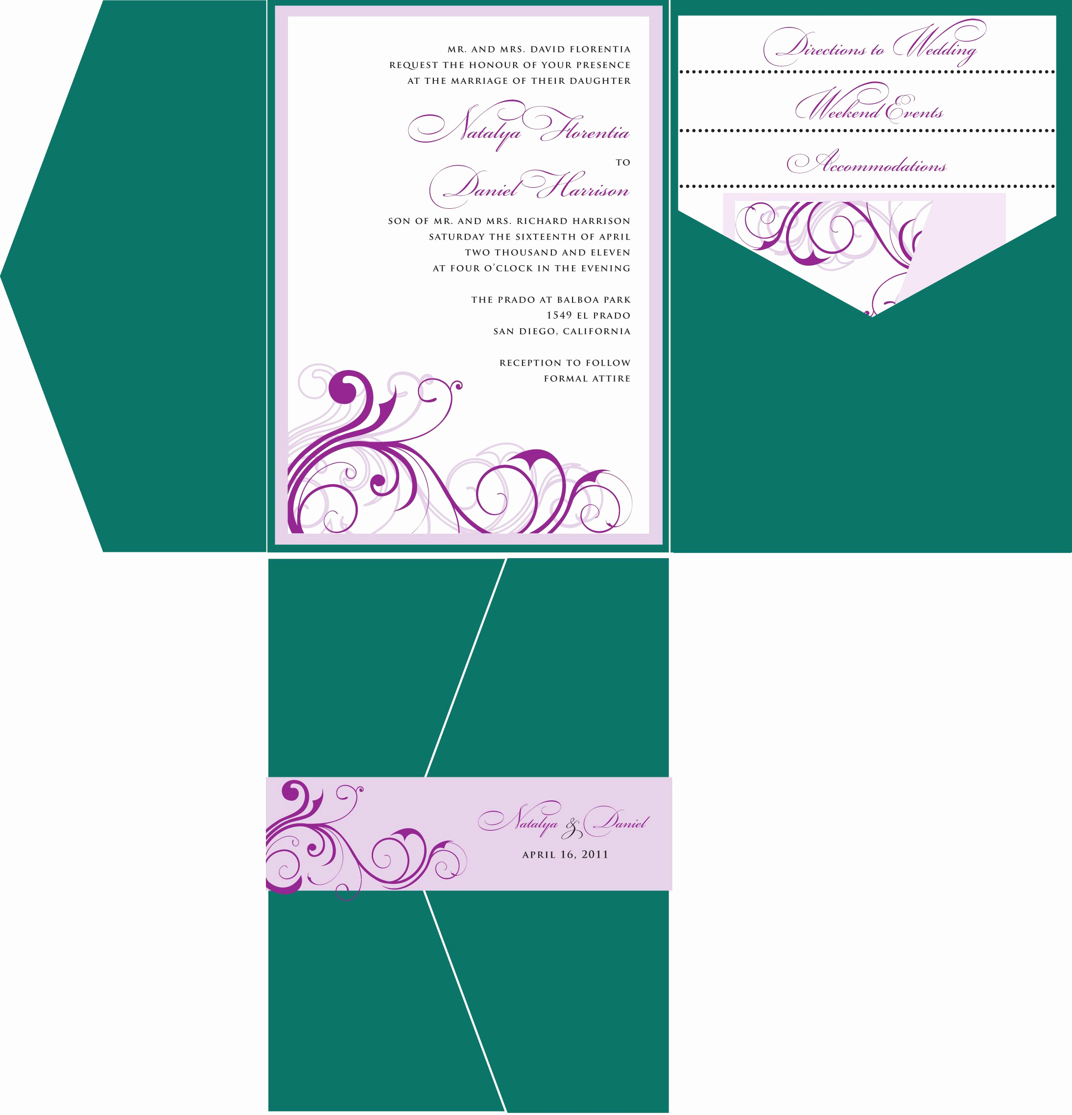 Wedding Invitation Templates Word New Wedding Invitations Template Wedding Invitations