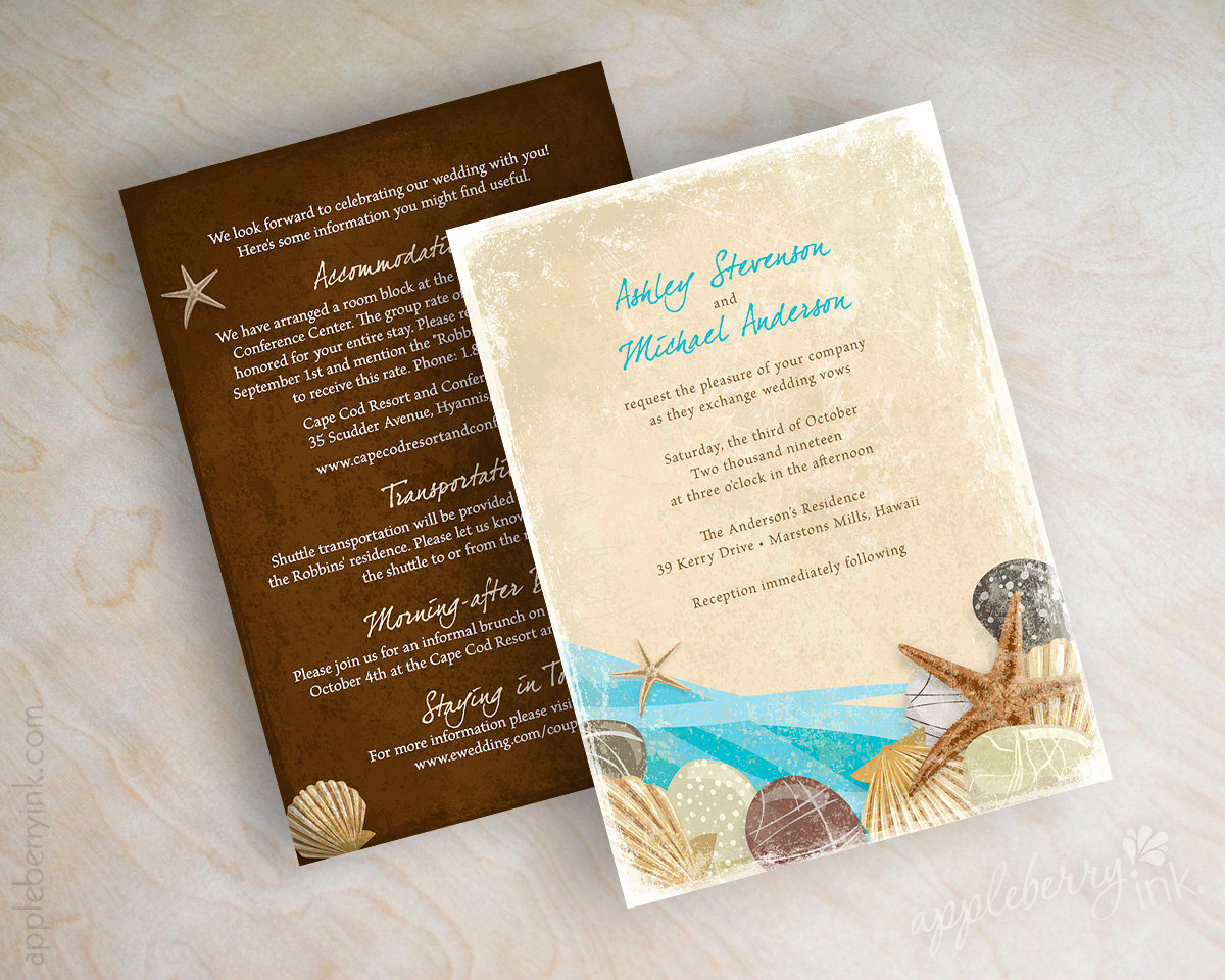 Wedding Invitations with Pictures Beautiful Destination Wedding Invitation Destination Wedding