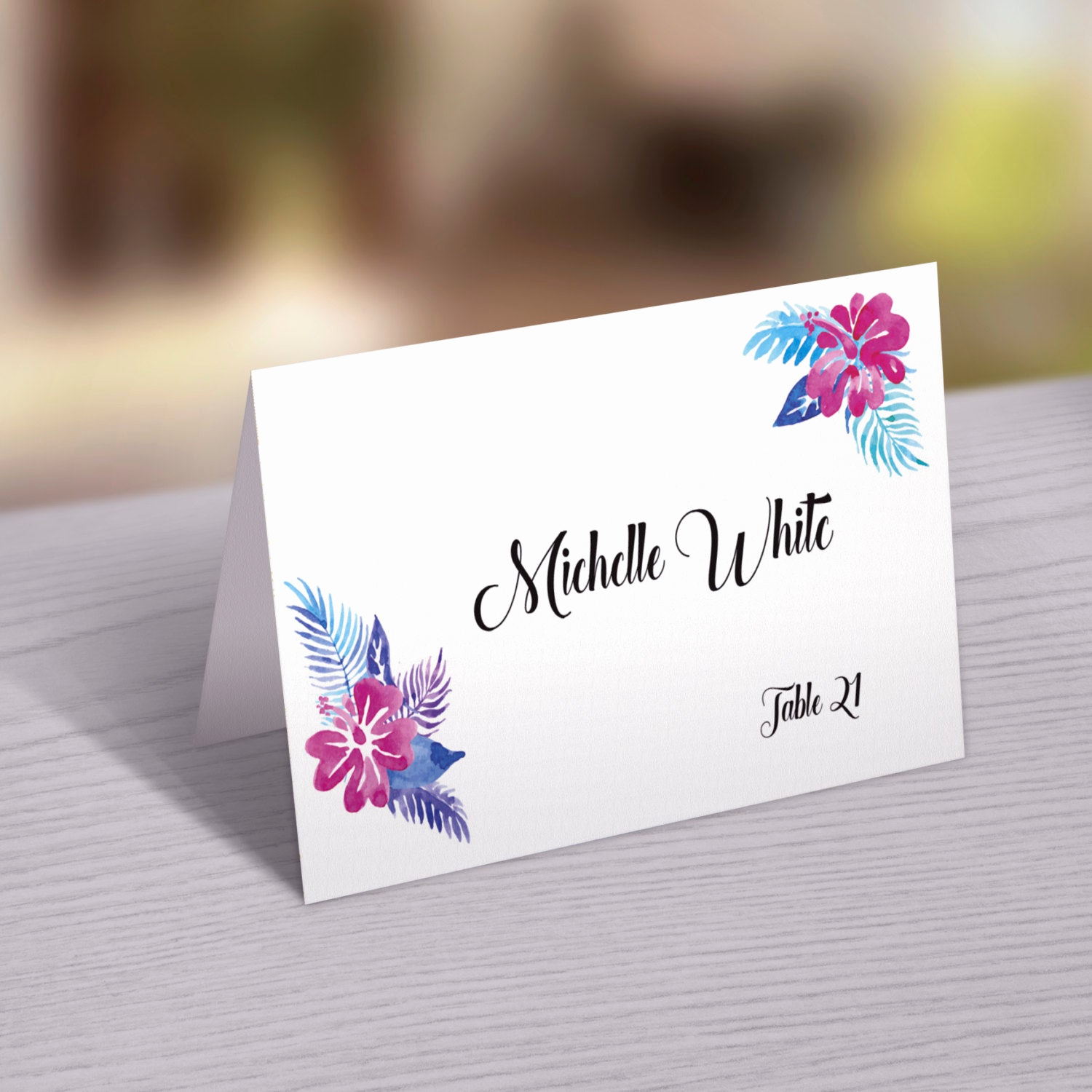 Wedding Place Cards Template New Wedding Place Card Template Printable Wedding Place Cards