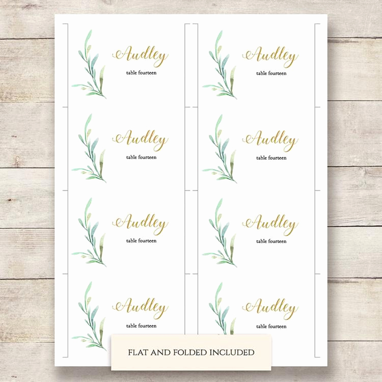Wedding Place Cards Templates Awesome Sweet Bomb Printable Wedding order Of Service Template