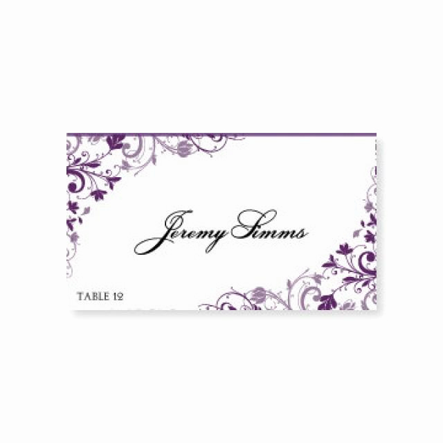 Wedding Place Cards Templates Lovely Instant Download Wedding Place Card Template Chic
