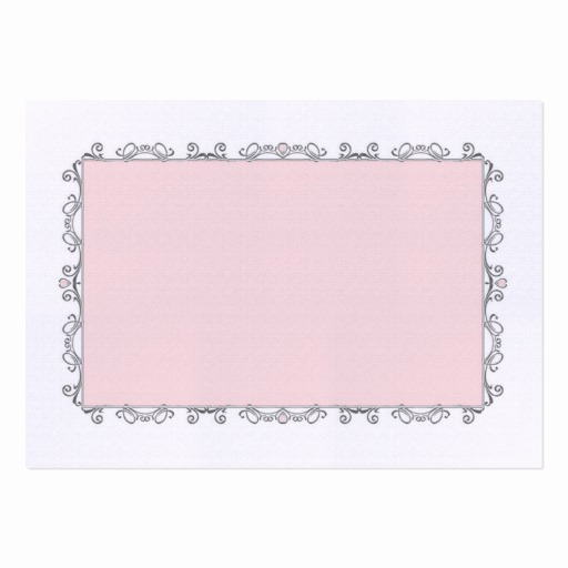 Wedding Place Cards Templates Unique Elegant Wedding Place Card Business Cards Pack