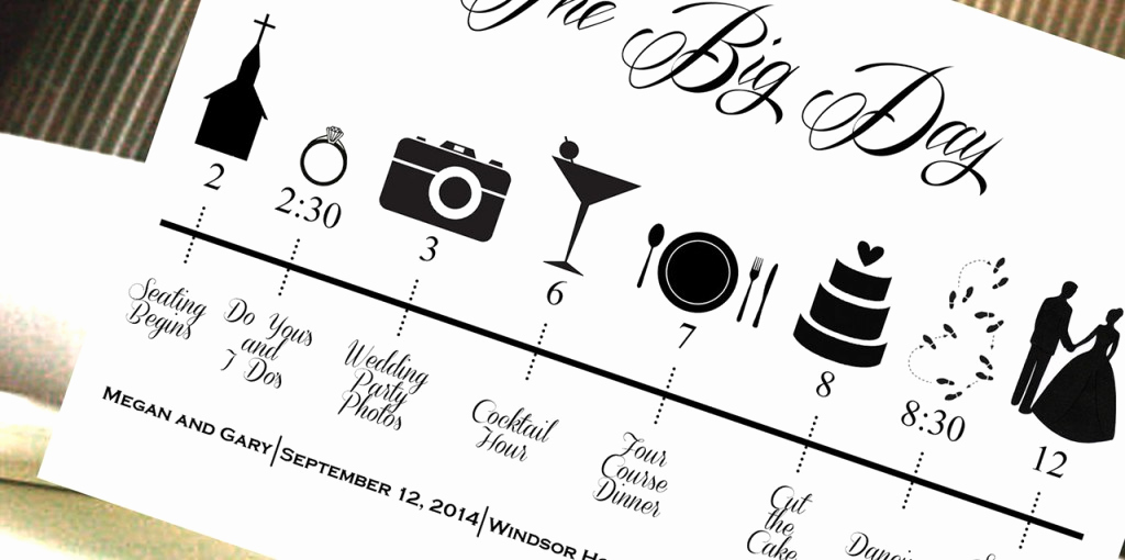 Wedding Planning Timeline Template Beautiful Wedding Timeline