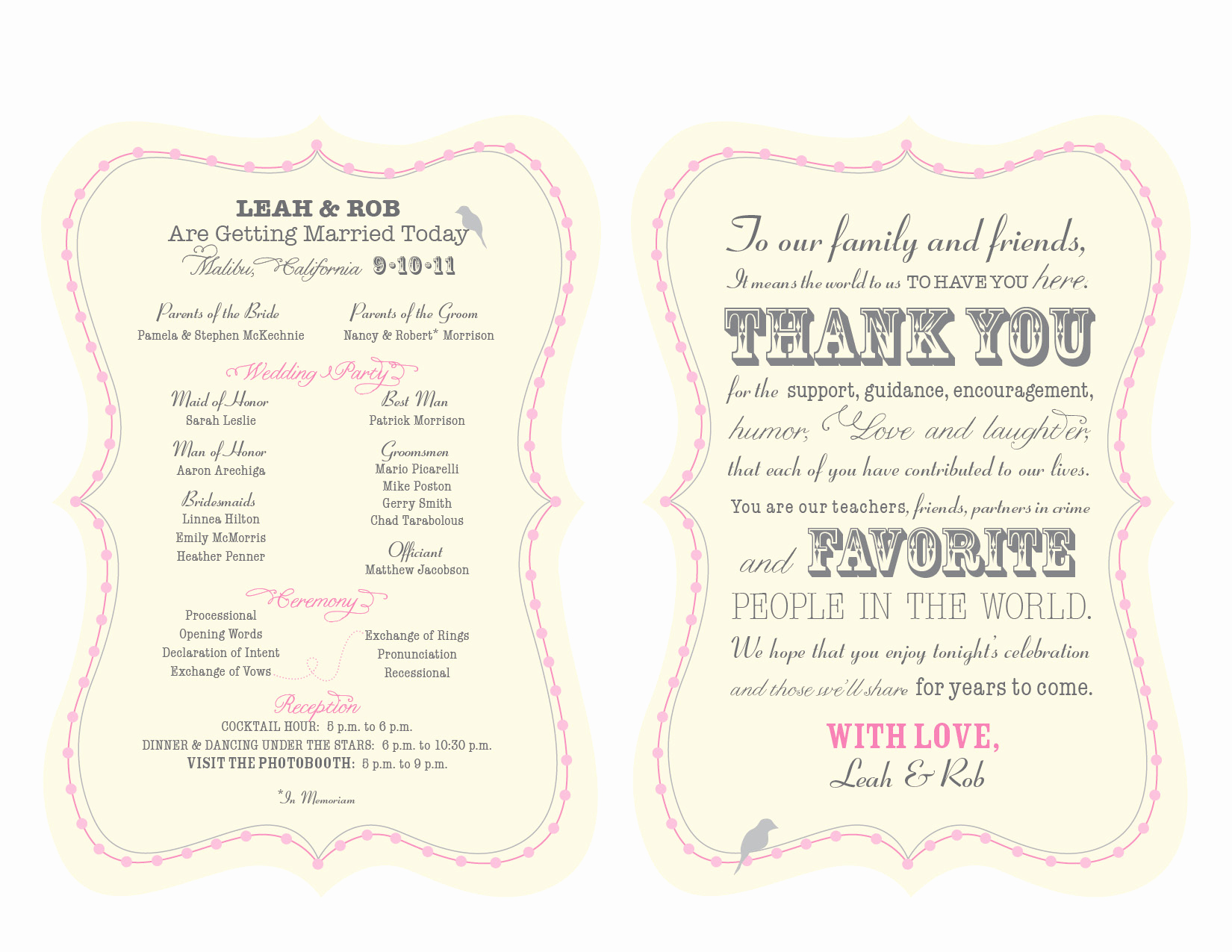 Wedding Program Fan Template Awesome Wedding Programs On Pinterest