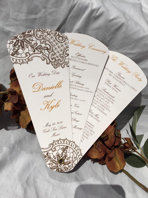 Wedding Program Fan Templates Elegant Wedding Program Fans Petal Fan Programs Fan Programs