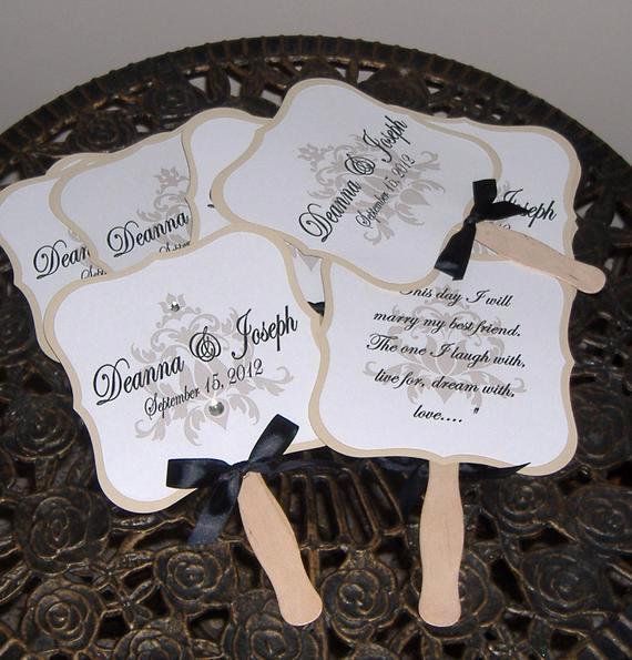 Wedding Program Fan Templates Fresh Wedding Fans Wedding Fan Program Wedding Program Fan Die