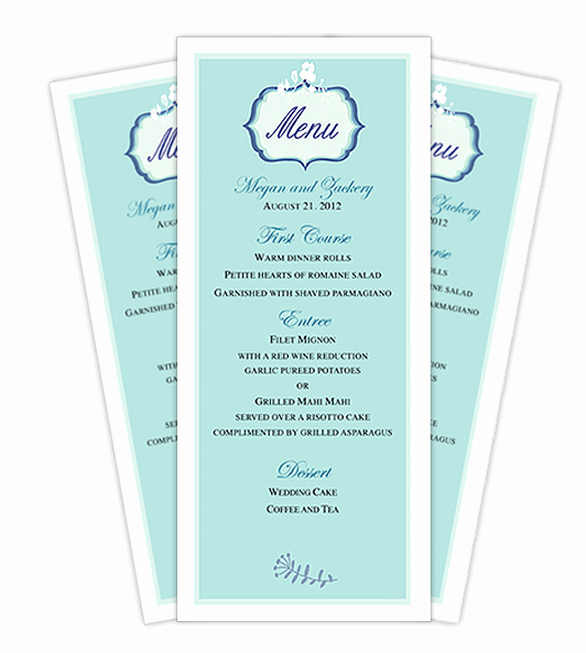 Wedding Reception Program Template Fresh Recession Brings Many Benefits for Brides to Be for