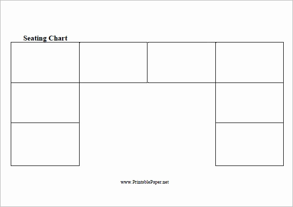Wedding Seating Chart Template Excel New Sample Seating Chart Template 16 Free Documents In Pdf