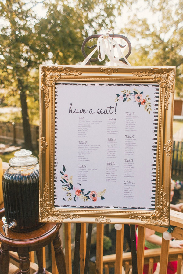 Wedding Table Seating Chart New 30 Most Popular Seating Chart Ideas for Your Wedding Day
