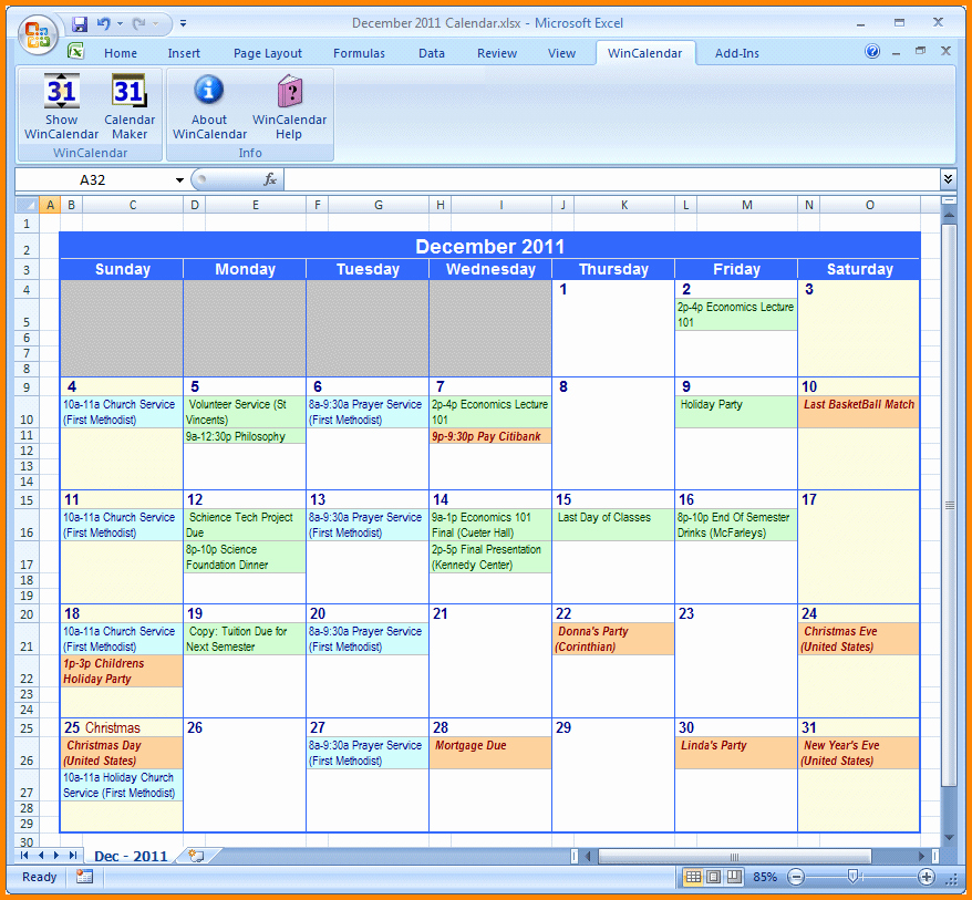 Weekly Calendar Template Excel Beautiful Weekly Calendar Excel Driverlayer Search Engine