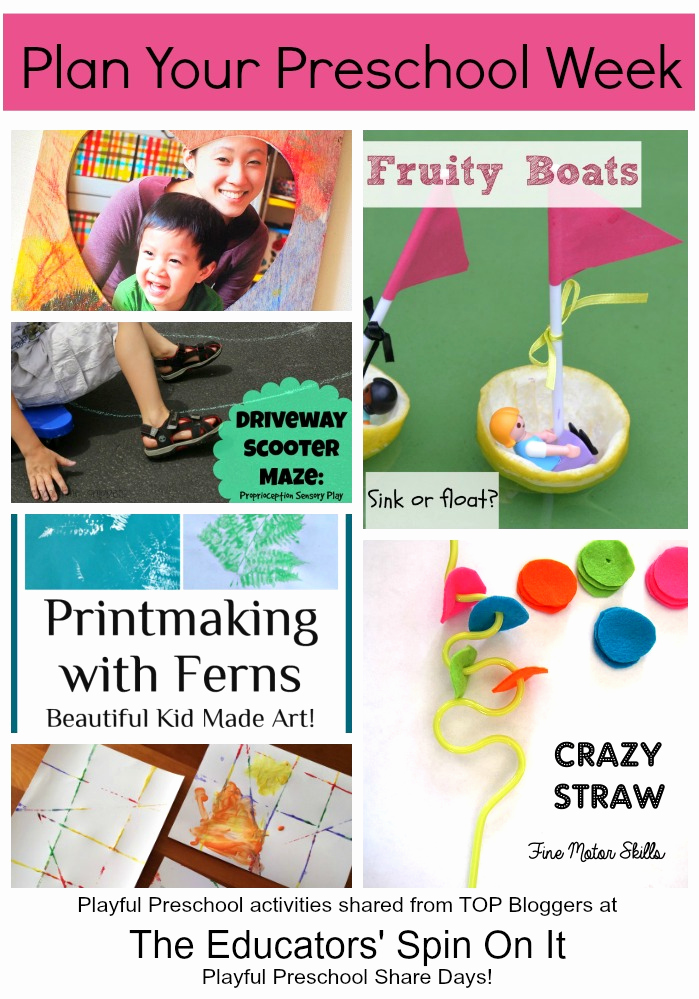 Weekly Lesson Plan for Preschool Beautiful Preschool Learning Activities Weekly Lesson Plan the