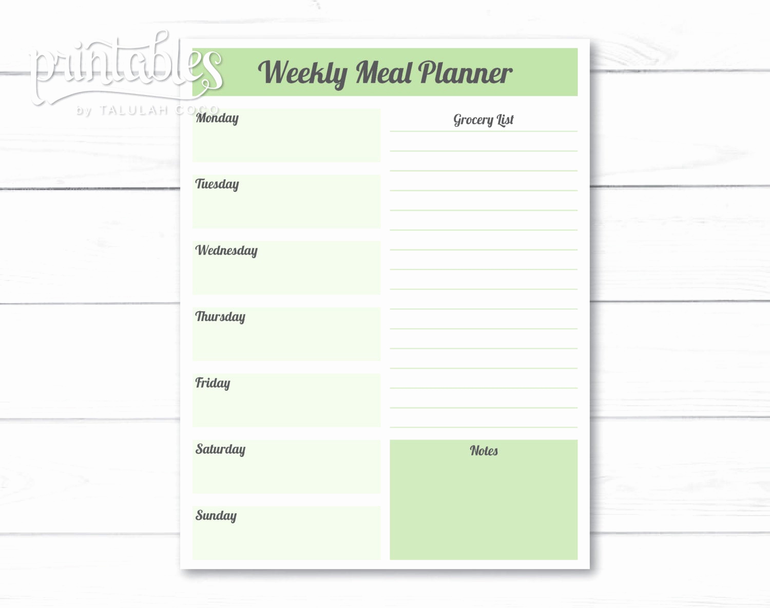Weekly Meal Plan Template Beautiful Editable Meal Planner Template Weekly Meal Planner with