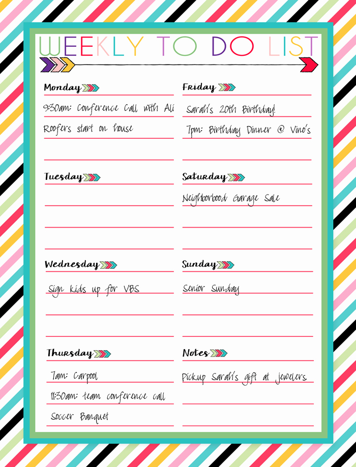 Weekly to Do List Printable New I Should Be Mopping the Floor Free Printable Daily