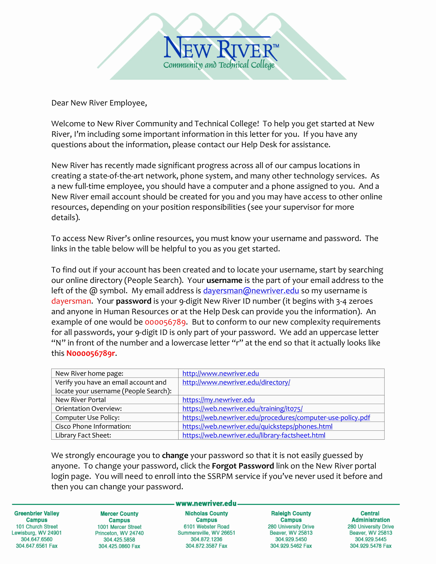 Welcome Letter to New Employee Elegant 9 New Hire Wel E Letter Examples Pdf