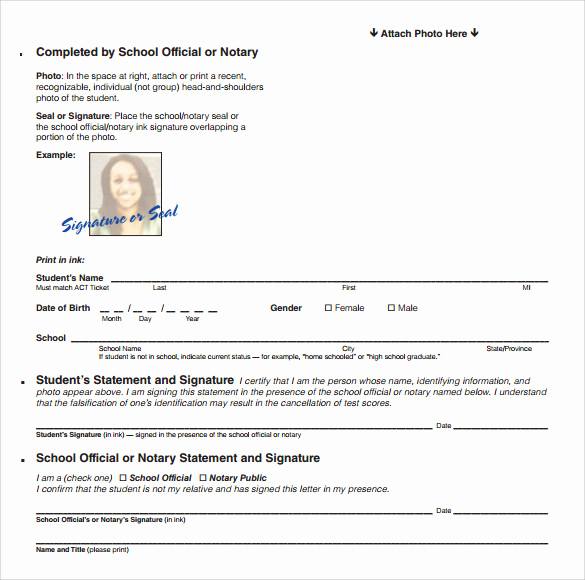 What is A Notarized Letter Best Of 10 Sample Notarized Letters Pdf Word