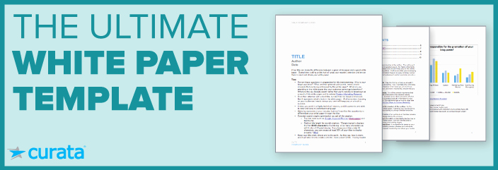 White Paper Outline Template Best Of White Paper Your Ultimate Guide to Creation