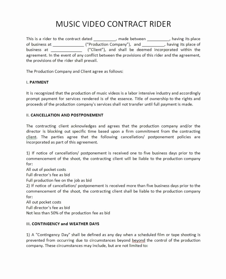 Work for Hire Agreement Template Awesome Work for Hire Agreement Music Best Record Label Agreements