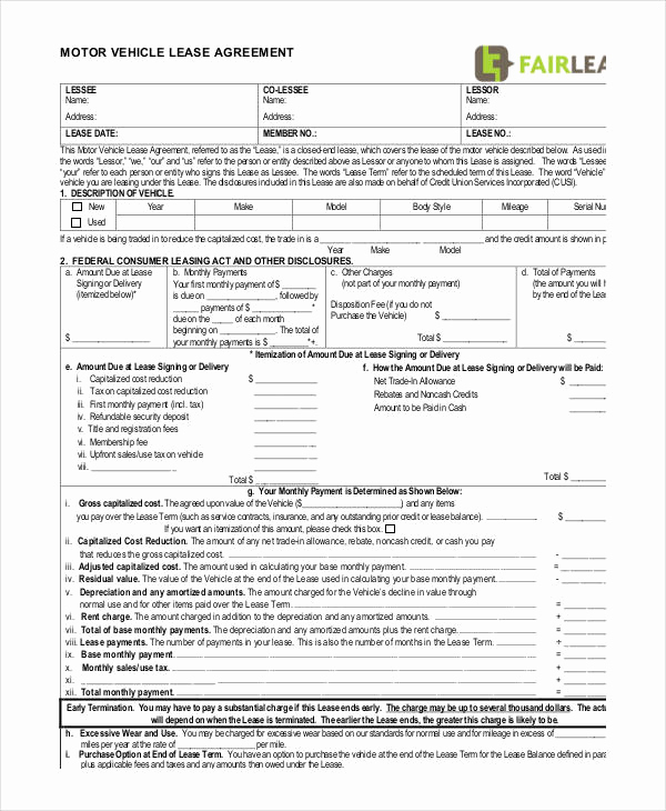 Work for Hire Agreement Template Best Of Vehicle Rental Agreement form