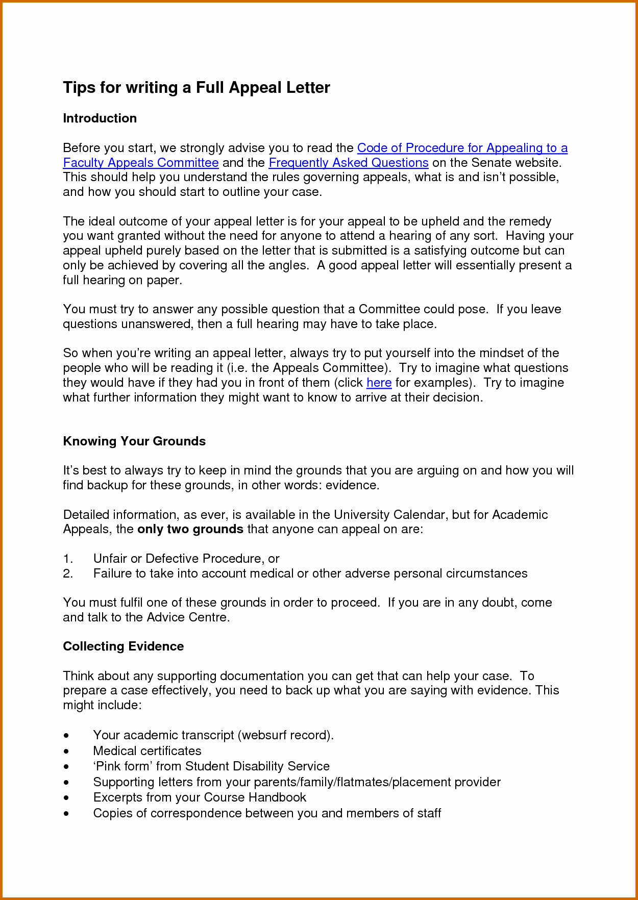 Writing An Appeal Letter Luxury How to Write A Good Appeal Letter for Secondary School