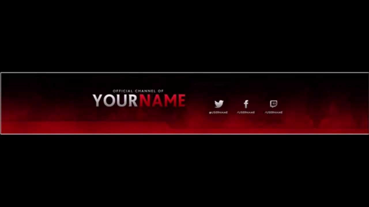 Youtube Banner Template No Text Fresh Free Channel Rebrand Template Profile Pic Channel Banner