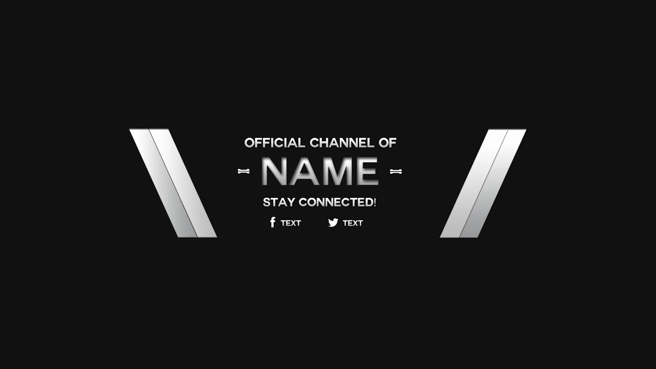 Youtube Banner Template No Text Unique 2014 Youtube Banner Template Download
