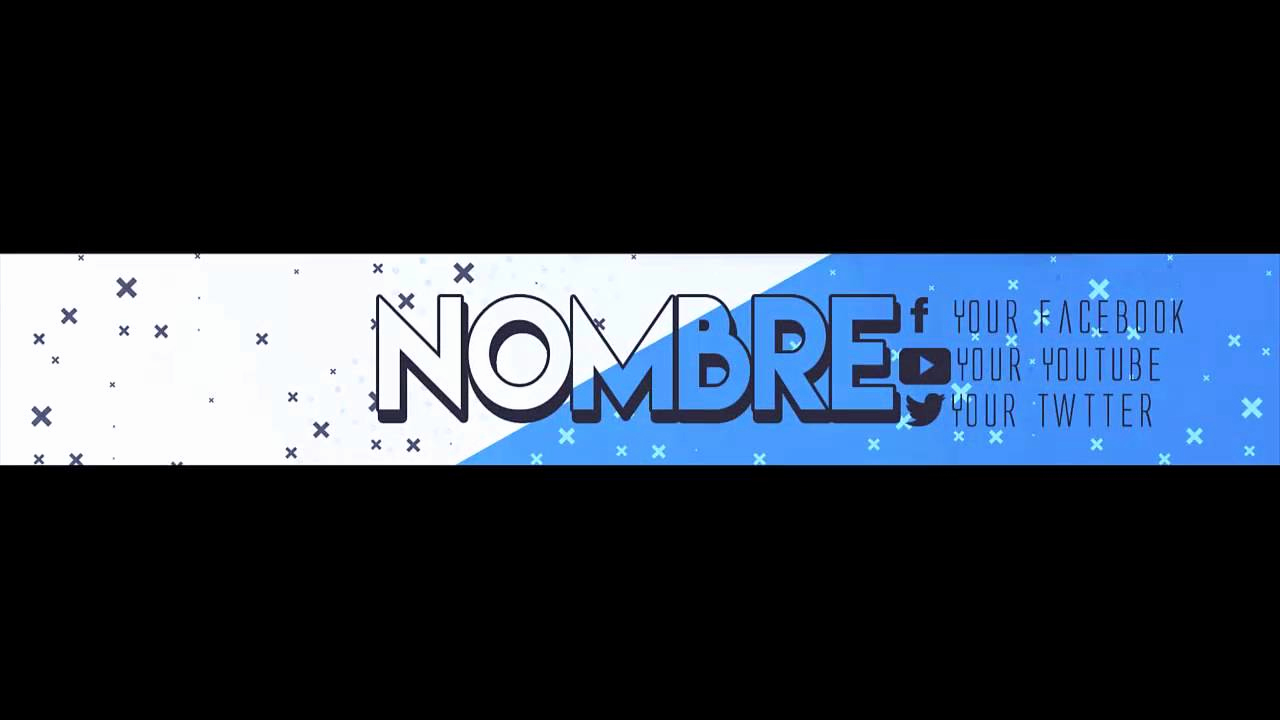 Youtube Banner Template Photoshop Fresh Free Youtube Banner Template Shop