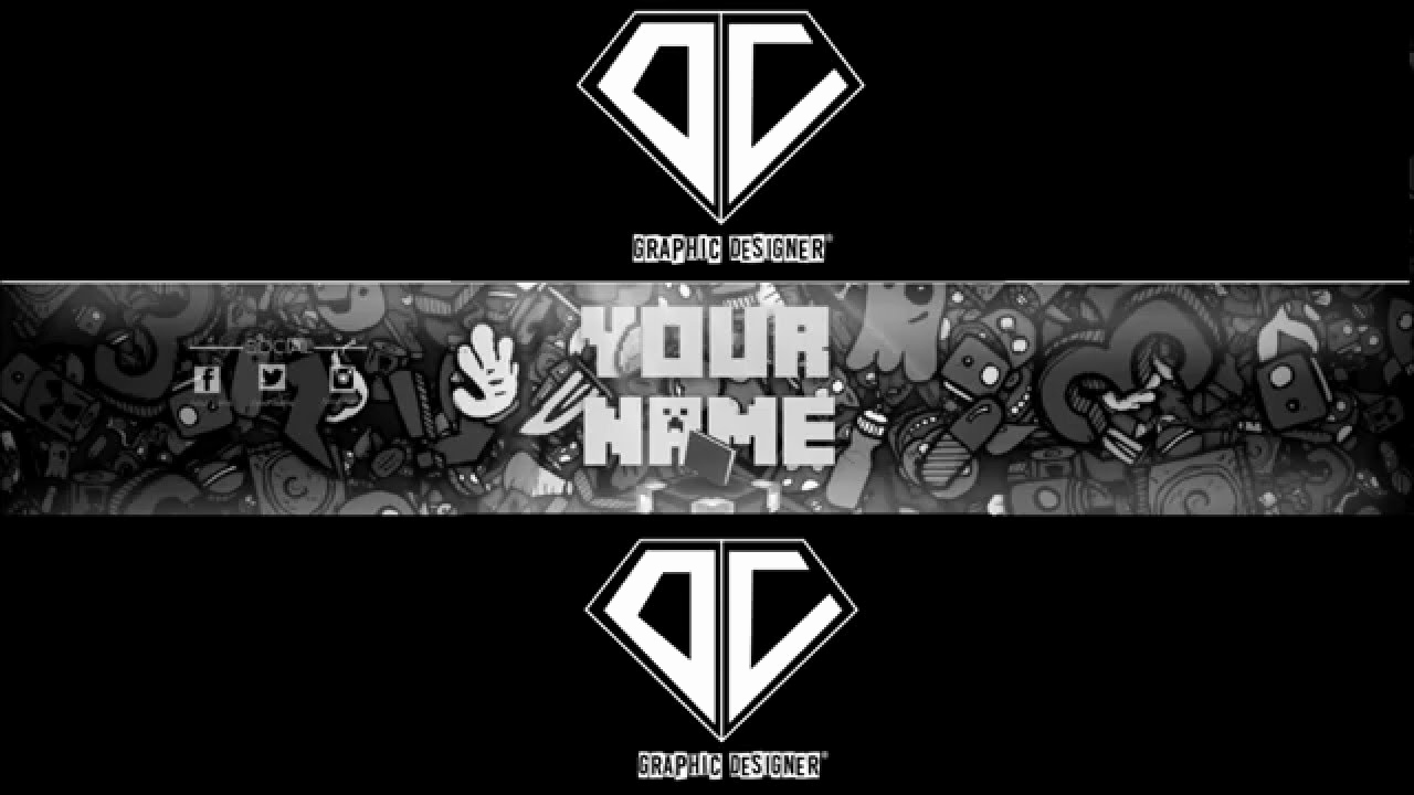 Youtube Banner Template Photoshop Inspirational Free Youtube Banner Template Minecraft [ Shop]