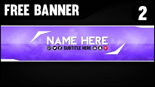 Youtube Banner Template Photoshop New Shop Editing & Google