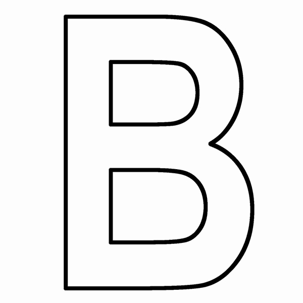 Letter B Printable Awesome 4 Activities for Letter B Ideas for the Preschool Classroom